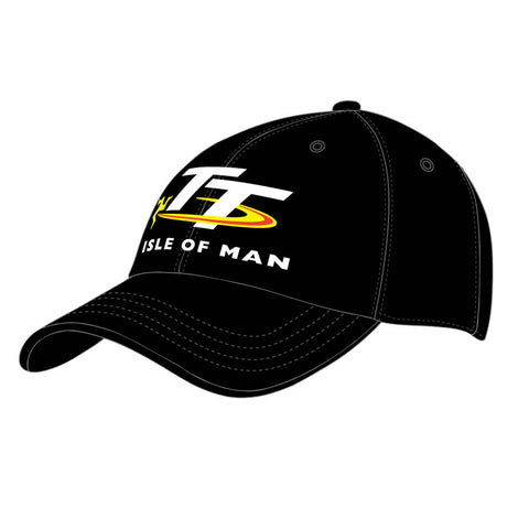 Official Isle of Man TT Cap Black H1