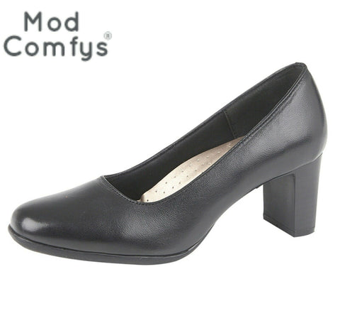 Mod Comfys Ladies Formal Shoes 174