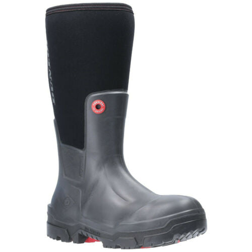 Dunlop Purofort Wellington Boots Snugboot Work Pro 075