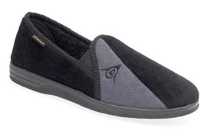 Mens Slipper Dunlop 362