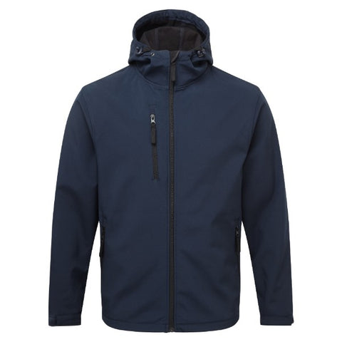 Fort Holkham Hooded Softshell Jacket 234