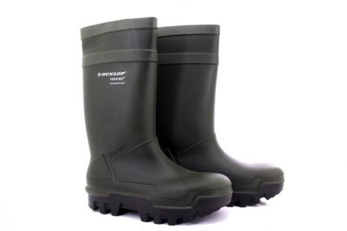 Dunlop Purofort Thermo Full Safety Wellington Boots 263