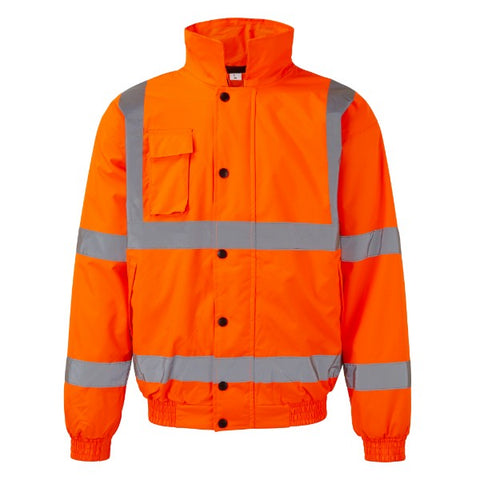 Fort Hi Vis Bomber Jacket 265