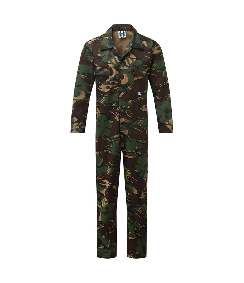 Fort Camo Coverall 334