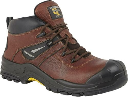 Grafters Jontex Safety Boots 459