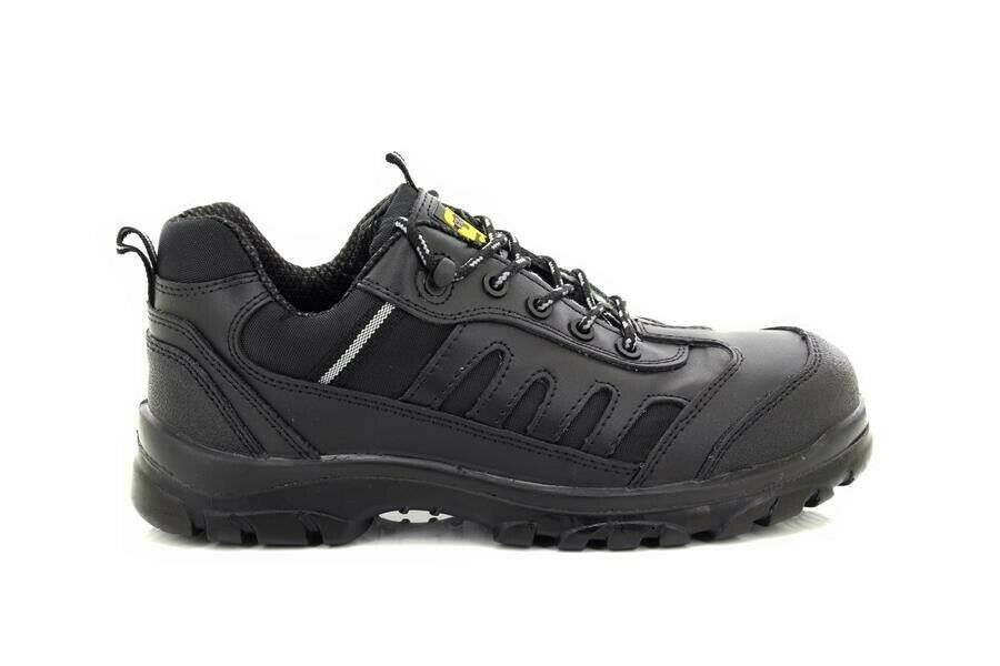 Grafters Composite Non-Metal Safety Trainers 462