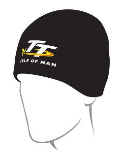 Official Isle of Man (IOM) TT Knitted Beanie Hat