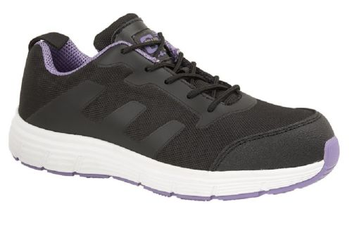 Grafters Ladies Safety Trainers 517