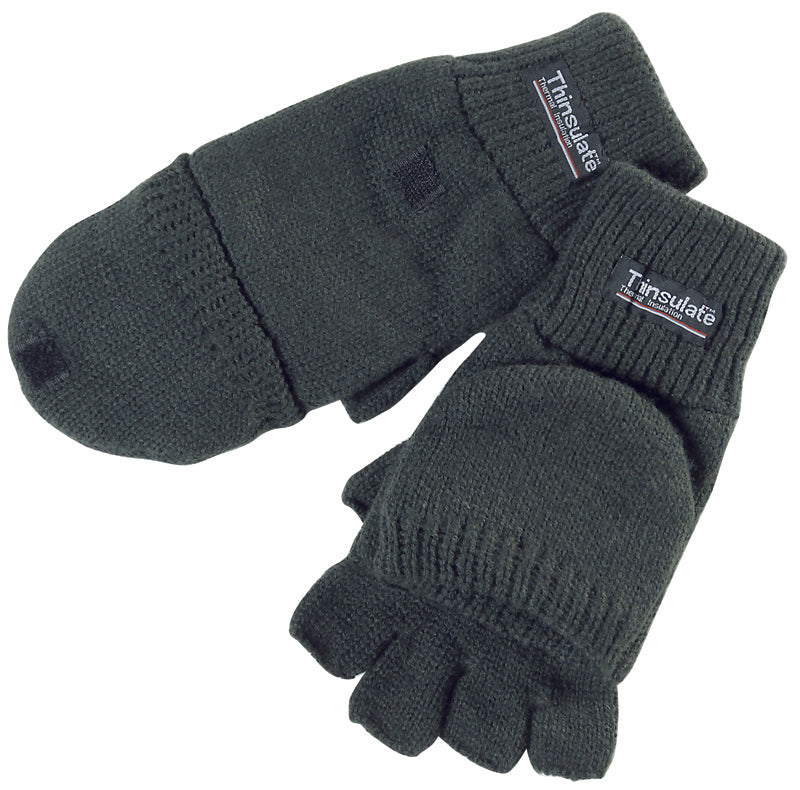 Fort Thinsulate Shooters Mitten 604