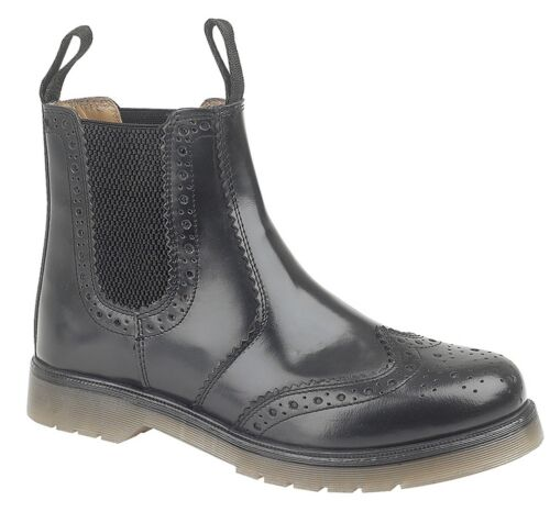 Grafters Twin Gusset Dealer Boot 757