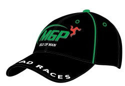 Official Isle of Man TT - Manx Grand Prix Road Race Cap