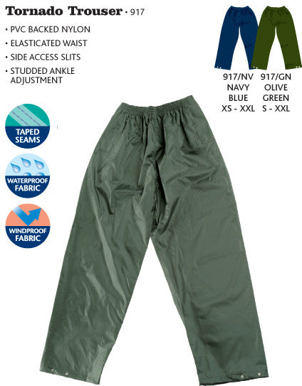 Waterproof Over Trouser
