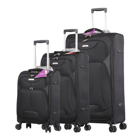Suitcase Aerolite Kensington 4 wheel 9478