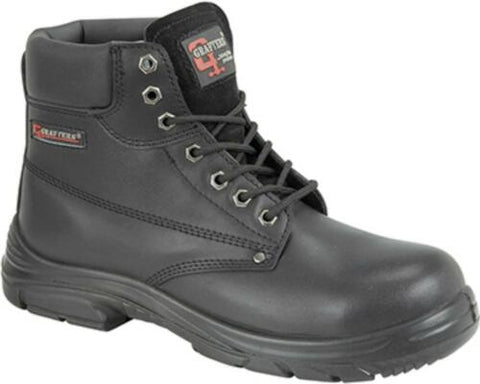 Grafters EEEE SuperWide Extra Fit Safety Boots 9503