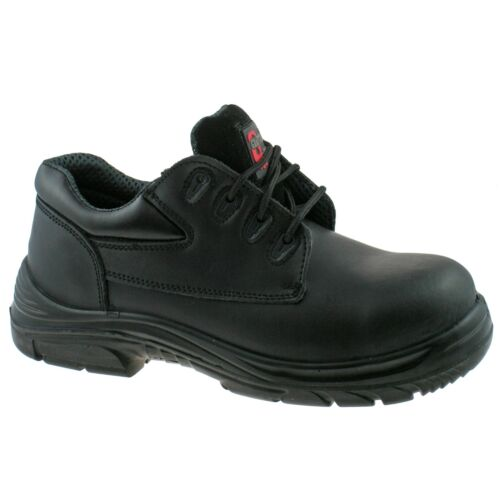 Grafters Extra Wide Safety Shoes 9504