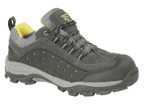 Grafters Composite Non-Metal Safety Trainers 9507