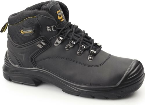 Grafters EEEE SuperWide Extra Fit Safety Boots 9508