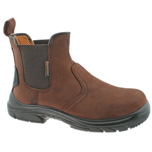 Grafters EEEE SuperWide Extra Fit Dealer Safety Boots 9509