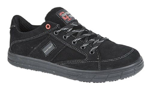 Grafters Skater Style Safety Trainers 9512
