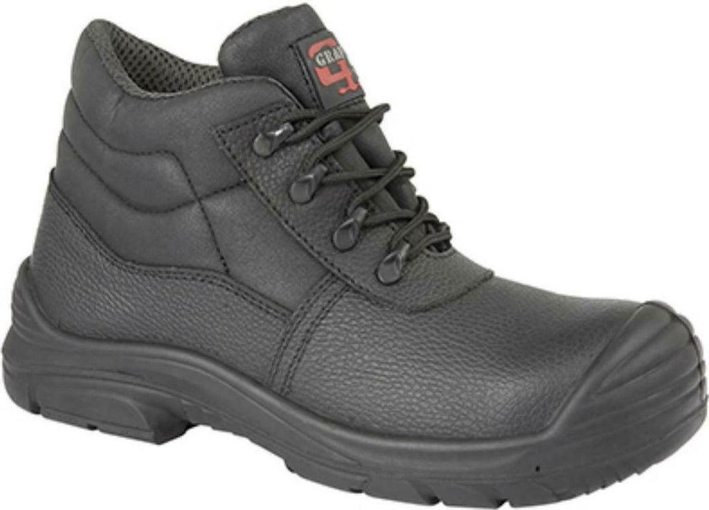 Grafters EEEE SuperWide Extra Fit Safety Boots 9548