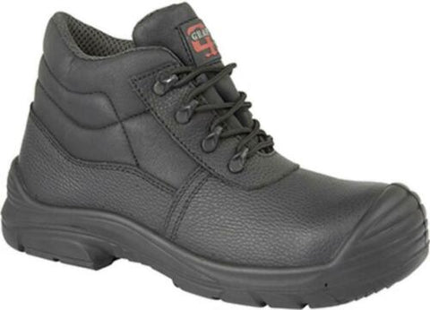 Grafters Extra Wide Dual Density Sole Boots 9548
