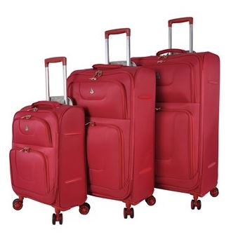 Suitcase Aerolite Knightsbridge 8 wheel 9978