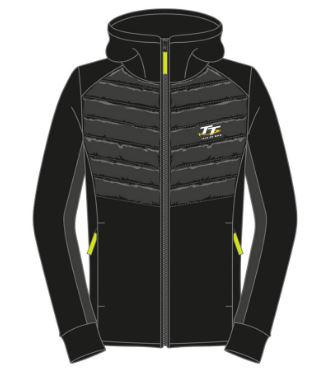 Official Isle of Man TT Zipped Hoodie AH7