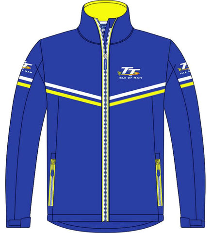 Official Isle of Man TT Jacket Softshell AJSS2