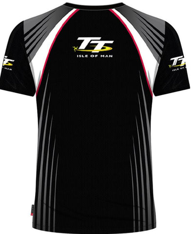 Official Isle of Man TT T-shirt - All over Print AOP1