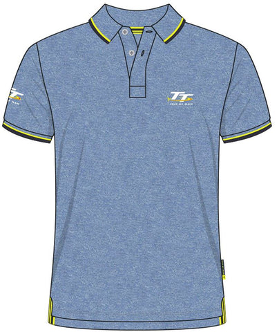 Official Isle of Man TT Polo Shirt AP7