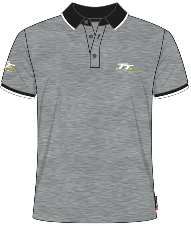 Official Isle of Man TT Polo Shirt AP8