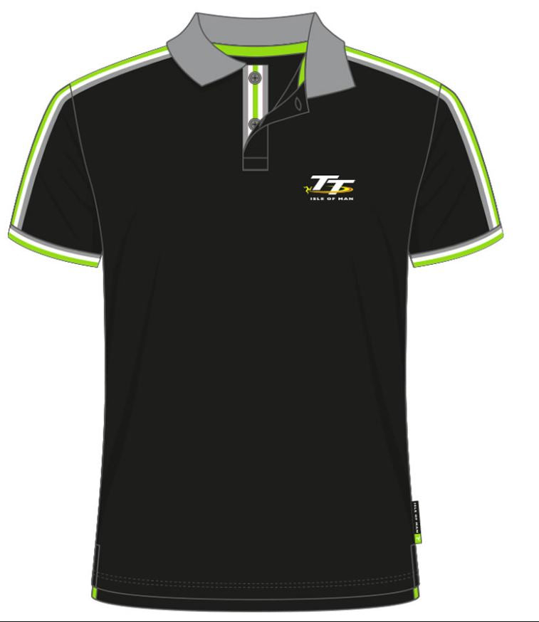 Official Isle of Man TT Polo Shirt AP9