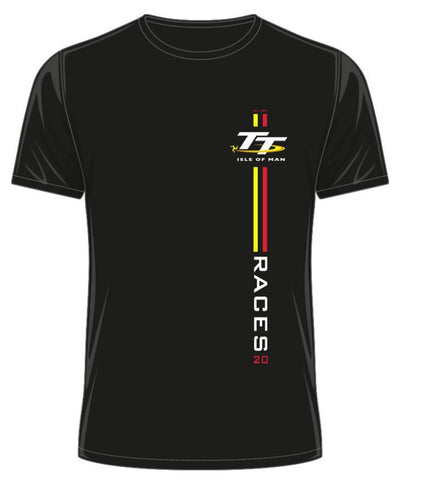 Official Isle of Man TT T-shirt - TT Races 20 ATS10 (Dated)