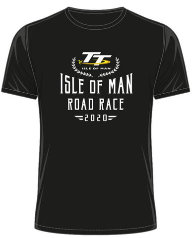 Official Isle of Man TT T-shirt - Road Race 2020 ATS15