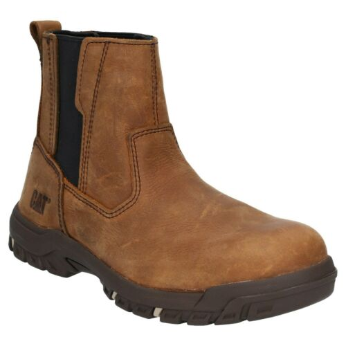 CAT 'Abbey' Ladies Safety Work Boots 018