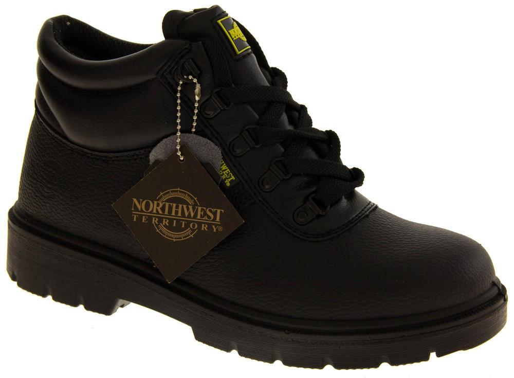 Northwest Territory Alberta Safety Boots