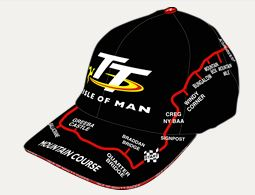 Official Isle of Man TT Cap Mountain Course - H2