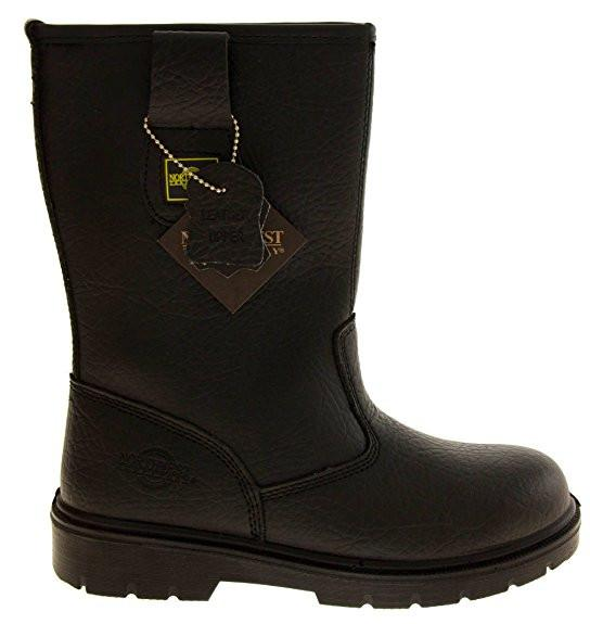 Northwest Territory Labrador Safety Rigger Boots