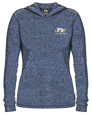 Official Isle of Man TT Ladies Hoodie LH4