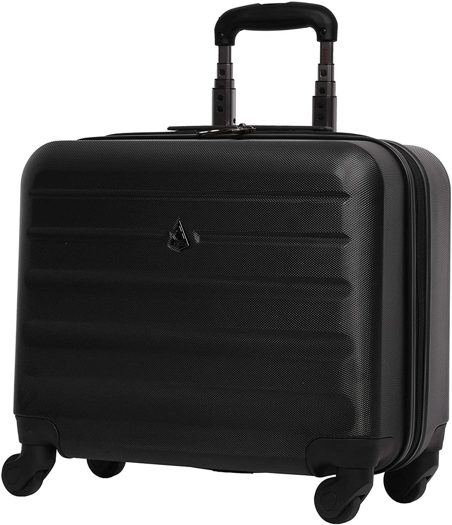 "Laptop 4 Wheel Trolley Bag 18"" WLB41-322"