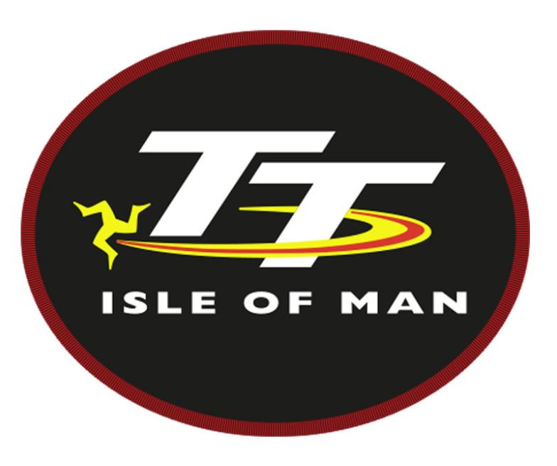 Official Isle of Man TT Patch - Round