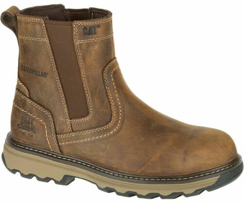 CAT 'Pelton' Dealer Safety Work Boots 026