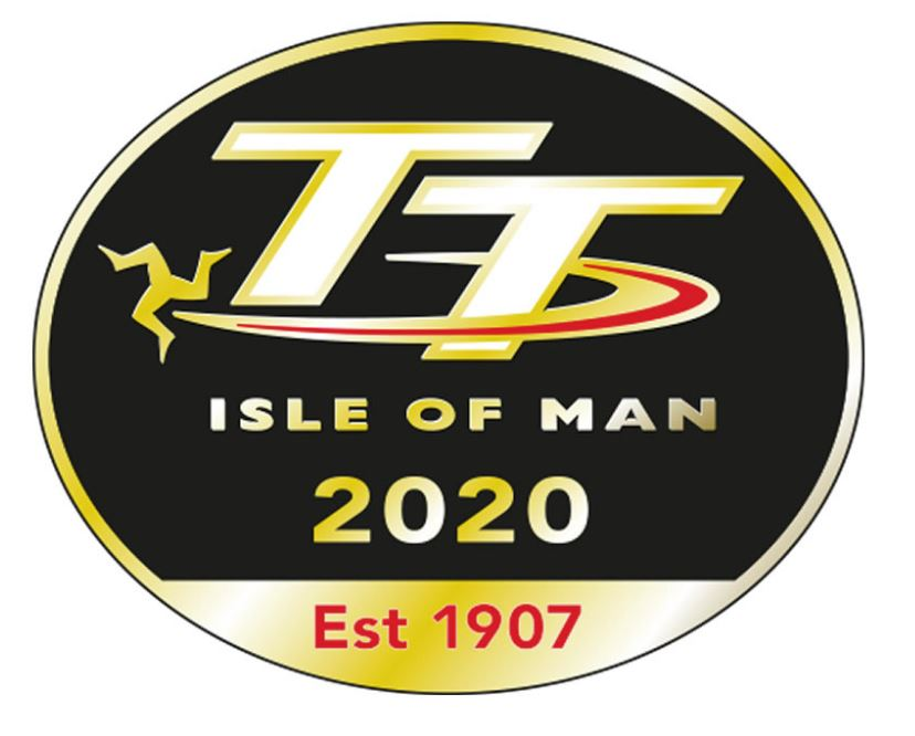 Official Isle of Man TT 2020 Pin Badge