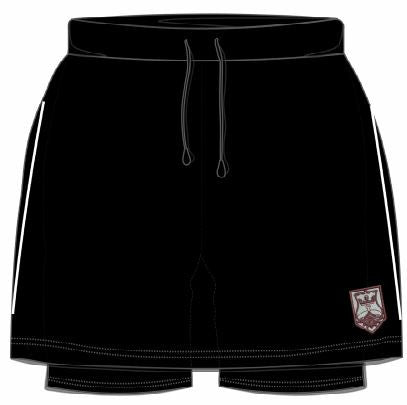 QEII High School -  Embroidered Skort CLICK & COLLECT SERVICE  ONLY