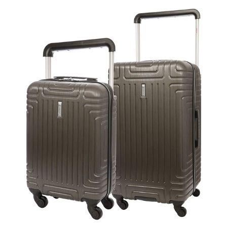 Suitcase Aerolite Rolling Trunk 8 wheel 2821