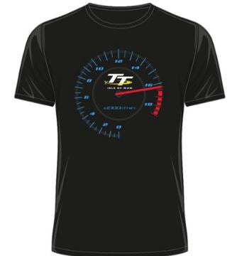 Official Isle of Man TT T-shirt - Speed  ATS11