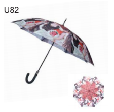 Hawkins Ladies Portrait Umbrella U82
