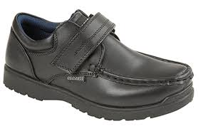 Boys Shoe Velcro 657
