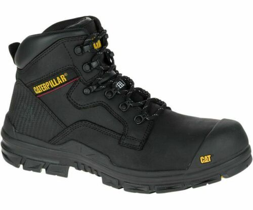 CAT 'Bearing' S3 WR Safety Work Boots 010