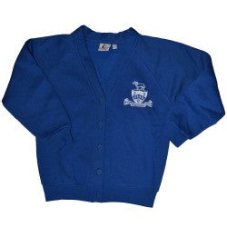 Peel Clothworkers Primary School - Embroidered Cardigan